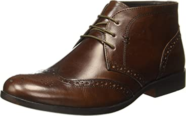 Red Tape Men's RTE0492 Boots