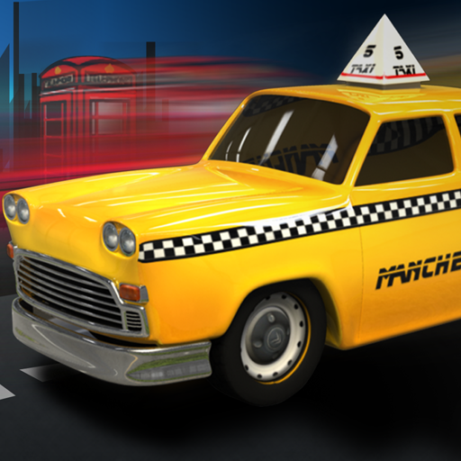 Taxi in London Traffic - The classic free cab game - Street Media Center