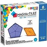 Magna Tiles 15718 Polygons 8 Piece Expansion Set