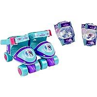 Reine des Neiges / Frozen Frozen - Boite avec Patins - Rollers + Set 2 Protections - OFRO019