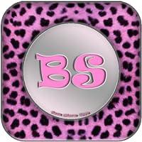 Pink Cheetah for Facebook - Green Zebra Animal Print