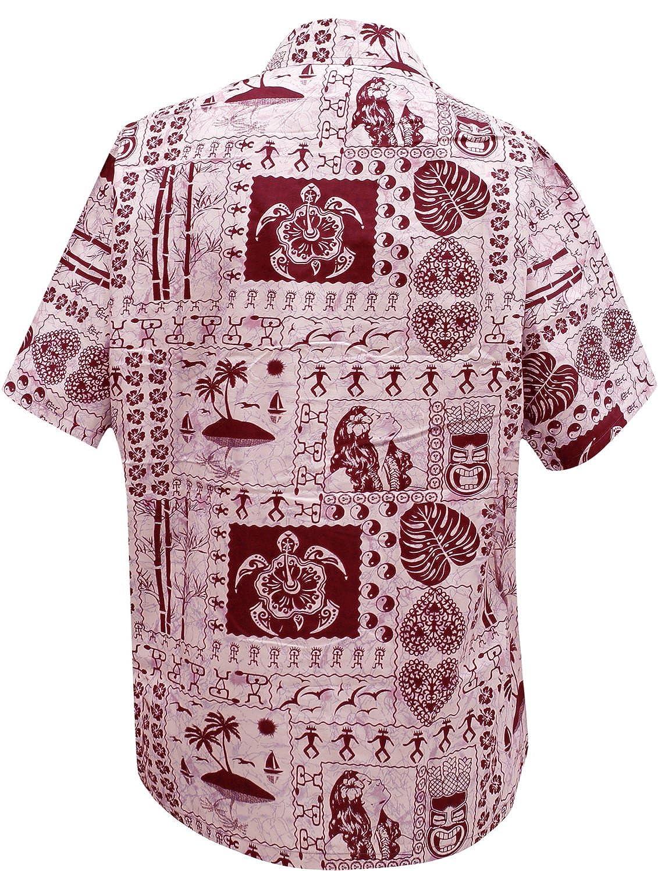Shoppen Sie hawaiische Kragen Junge Freund Shirt Frauen Blusen mit kurzen  Ärmeln Bademode lässig auf Amazon.de:Blusen & Tuniken