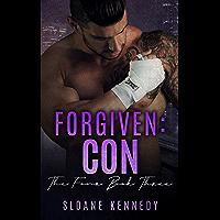 Forgiven: Con (The Four Book 3) (English Edition)