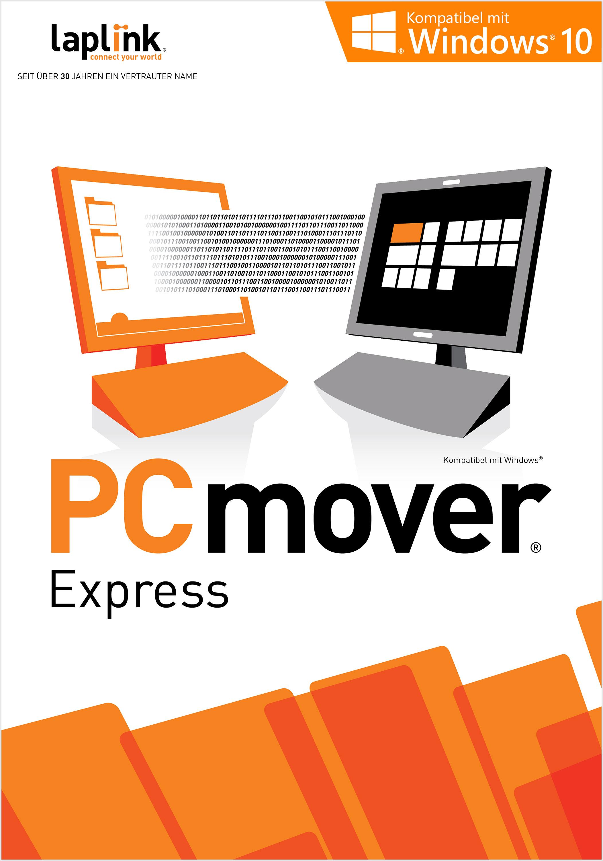 Laplink PCmover Express 10 (Nutzung für 1 PC) [Download]