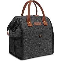 UTOTEBAG Sac Isotherme Repas 10L Sac à Déjeuner Lunch Bag Sac Fraîcheur Portable pour Pique-Nique/École/Travail/Familie…