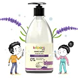Koparo Clean Hand Wash - Ph Balanced & Hypoallergenic - Infused with Tea Tree Essential Oil, Glycerin - Kids Safe - Eco Frien