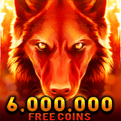 Slots Wolf Magic ™ (Lucky Wolf Casino Slots)