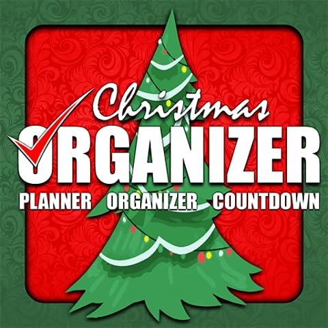 Christmas Organizer & Countdown! Checklist, Planner, Notes, Wallpaper