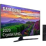 """Samsung Crystal UHD 2020 55TU8505 - Smart TV de 55"""" con Resolución 4K, Crystal Display, Dual LED, HDR 10+, Procesador 4K, Son"""
