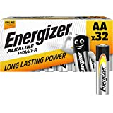 Energizer Pile Alkaline Power AA - Lot de 32
