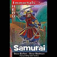 Samurai (EDGE: I HERO: Immortals Book 11) (English Edition)