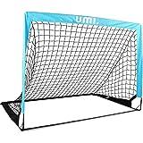 UMI Amazon Brand But de Football - Filet de Football Portable - 4'x3'