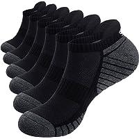 Alaplus Running Socks Cushioned Trainer Socks for Men Women Anti-Blister Sports Socks Cotton Ankle Socks Low Cut…