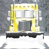 Schneepflug Stadtrennen: die Stadt kalten Winter Street Kings - Gratis-Edition
