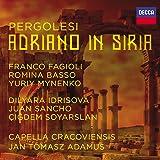Pergolesi: Adriano in Siria (Coffret