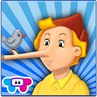 Pinocchio - An Interactive Children's Story Book