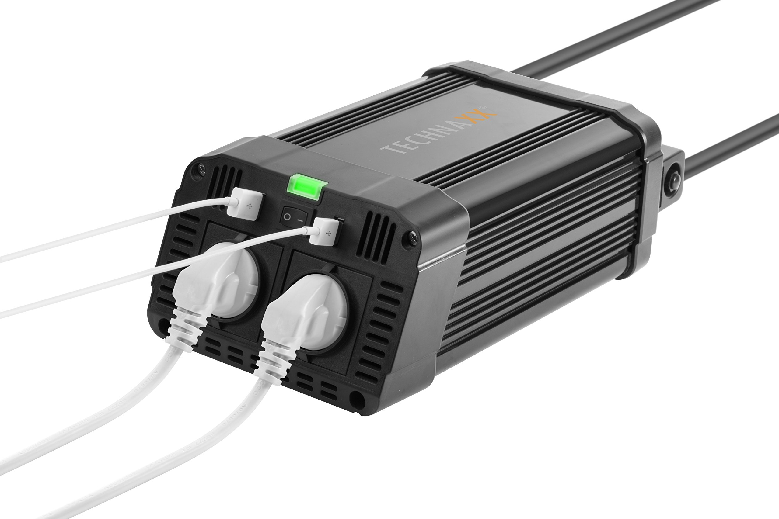 Technaxx-Wechselrichter-1200W-TE16-TV-Zertifiziert-Konverter-Strom-Spannungswandler-schwarz