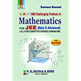 GRB 1000 Challenging Problems in Mathematics for JEE (Main & Advanced) & All Other Competitive Entrance Examinations - 2020-2