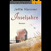 Inseljahre (Spiekeroog 2) (German Edition)
