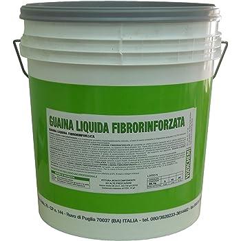 Guaina liquida fibrorinforzata grigia for Guaina bituminosa leroy merlin