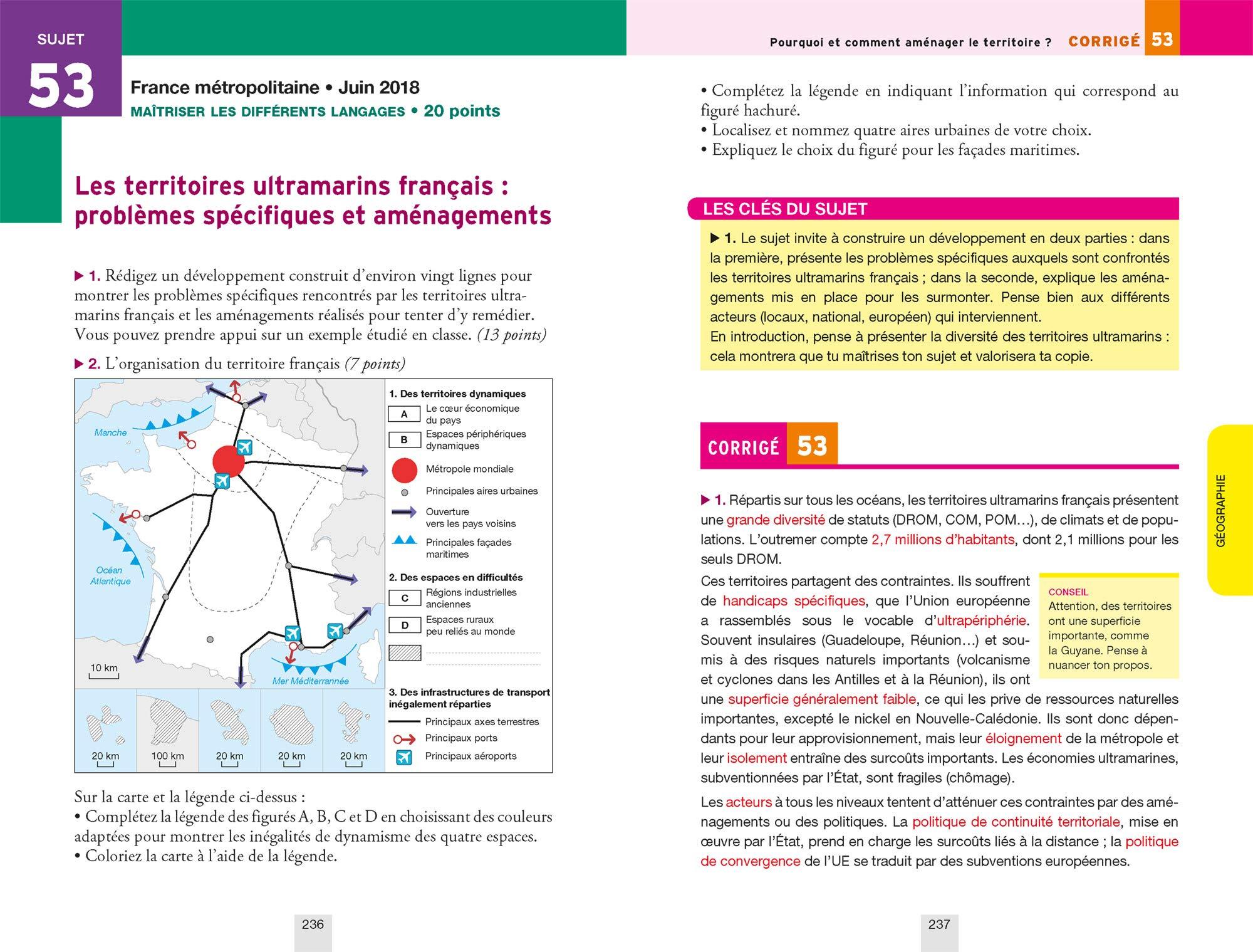 Annales du brevet Annabrevet 2020 L'intégrale 3e: pour se préparer aux 4 épreuves écrites et à l'épreuve orale