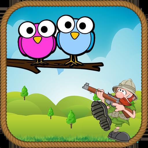 Auf der Jagd nach Vögeln