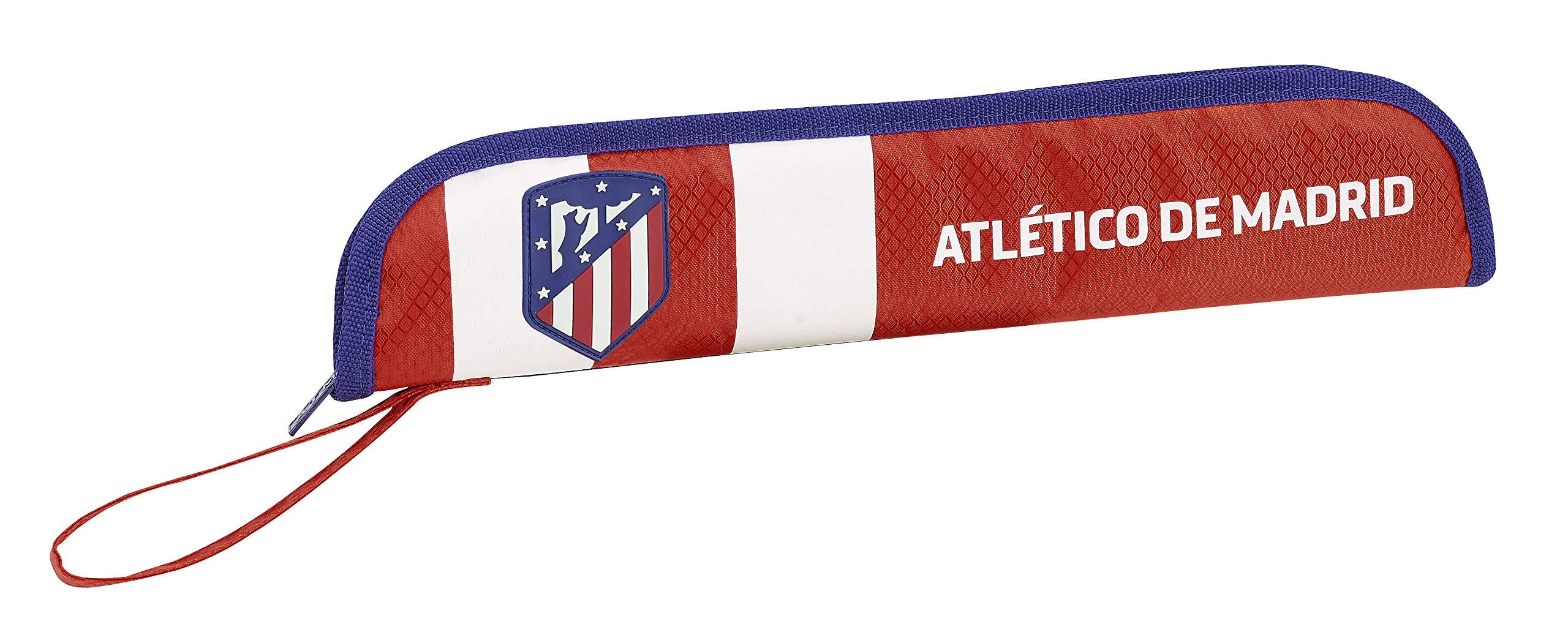 Atlético de Madrid, 811845284, 2018, Porta Flauta 37X8 cm, Rojo