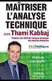 Maîtriser l'analyse technique avec Thami Kabbaj (Bourse)