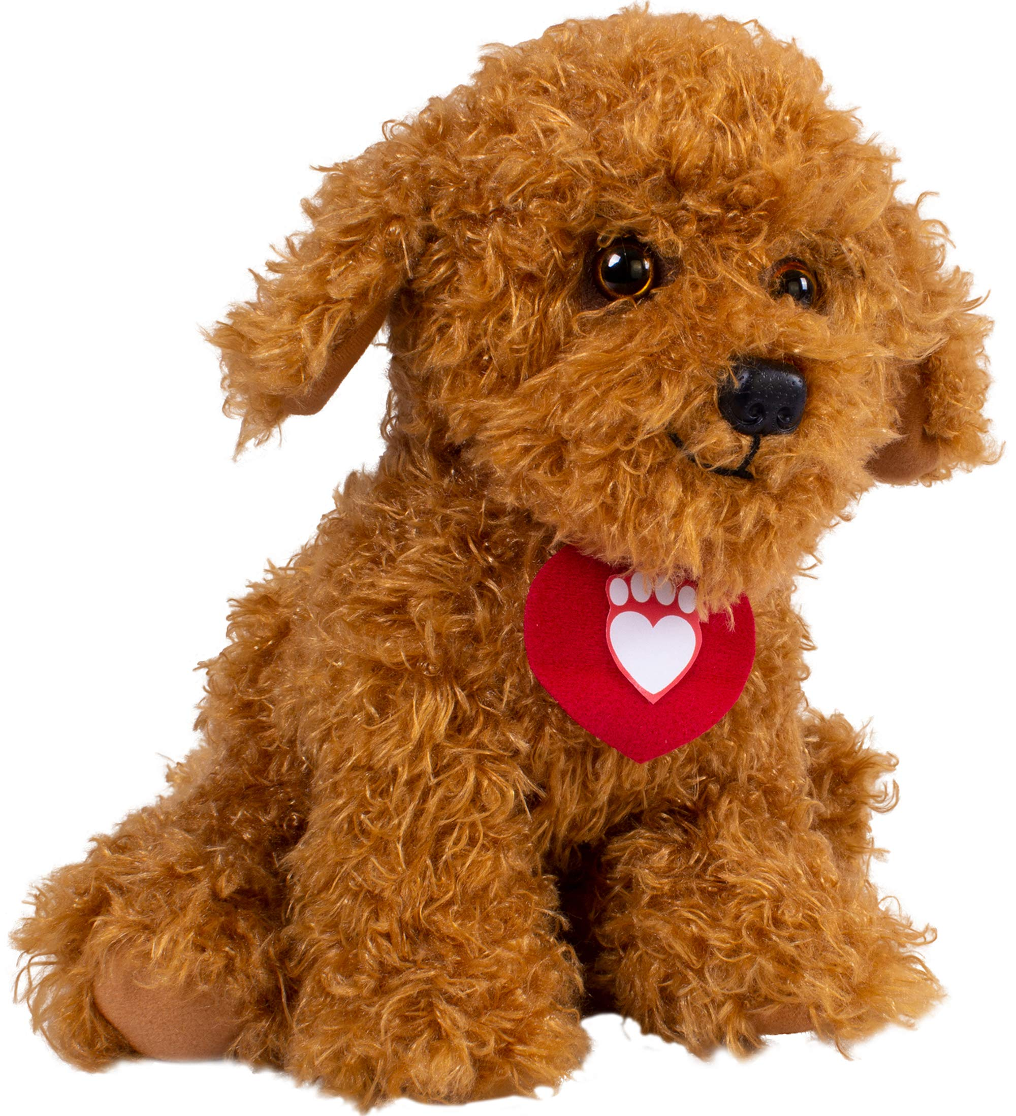 Waffle the Wonder Dog Soft Toy with Sounds 3