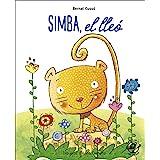 Simba, El Lleó: En lletra de PAL i lletra lligada: Llibre infantil per aprendre a llegir en català: 5 (Plou i Fa Sol (TEXT EN