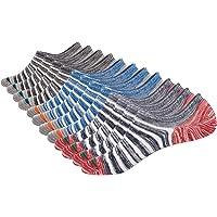 6 Pairs& 8 Pairs Mens No Show Socks Anti-slip Low Cut Cotton Socks Liner Invisible Casual Socks Comfortable Sneakers…