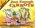 Just Enough Carrots: Math Start - 1: Comparing Quantities for Pre-K-Kindergarten
