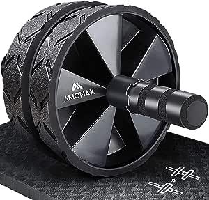 Bauchroller Trideer bauchtrainer ab Roller bauchmuskeltrainer ab Wheel Set