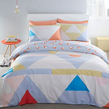 Debenhams Home Collection Multicoloured Bode Bedding Set Double