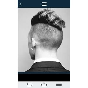 Frisuren Für Männer Amazonde Apps Für Android