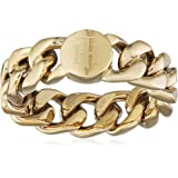 TOMMY HILFIGER WOMEN'S IONIC GOLD PLATED STEEL RINGS -2700967E