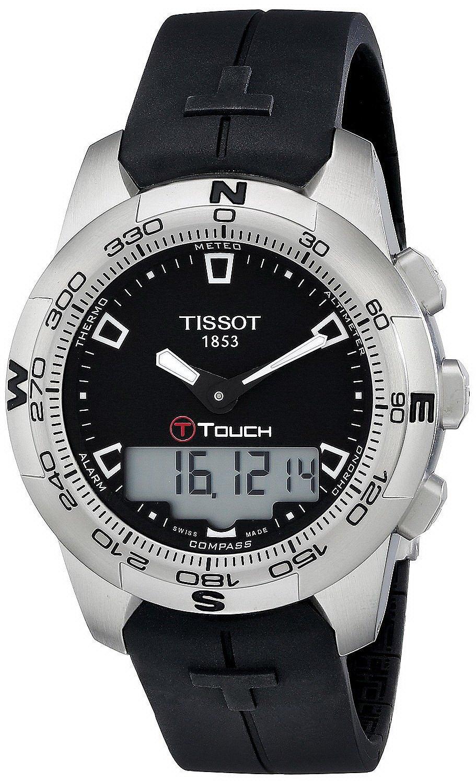 Tissot Tissot T-Touch II II Mens Analógico-Digital Reloj T0474201705100
