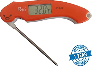 Professional Digital LCD Cooking Food Meat Probe Kitchen BBQ Thermometer Temperature Test Pen