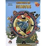Lucas, D: Ladrones de Tesoros: Comic Level A1.2