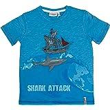 Salt & Pepper T-Shirt Pirates Print Camiseta para Niños