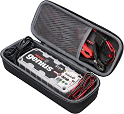 XANAD NOCO Genius G7200 12V/24V 7.2A Ultra-Sicheres und intelligentes Ladegerät Protective Case