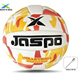 Jaspo Match PU Volleyball Waterproof Indoor/Outdoor Size:4