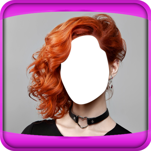 Salon Lockenstab (Hair Salon Photo Editor)