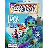 Disney Pixar: Luca: Adventure Awaits!