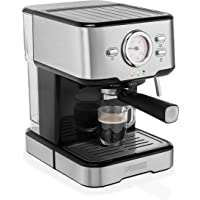 Machine à expressos Princess 249412 - 1,5L- 20 bars - compatibles avec les capsules Nespresso