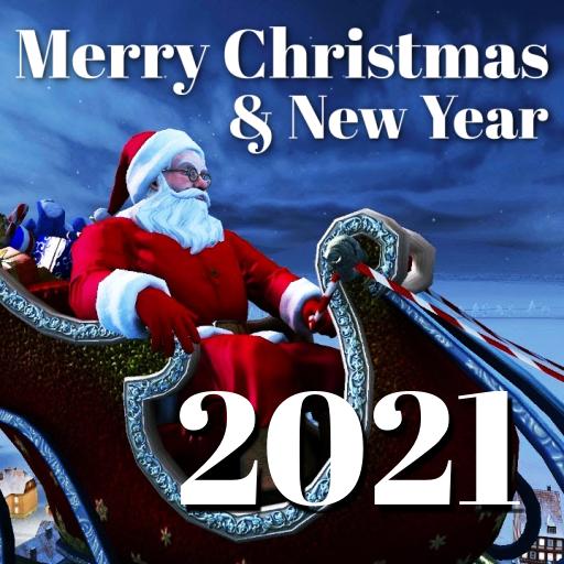 Auguri Di Buon Natale 2021 Video.Auguri Di Buon Natale E Felice Anno Nuovo 2021 Amazon It Appstore Per Android