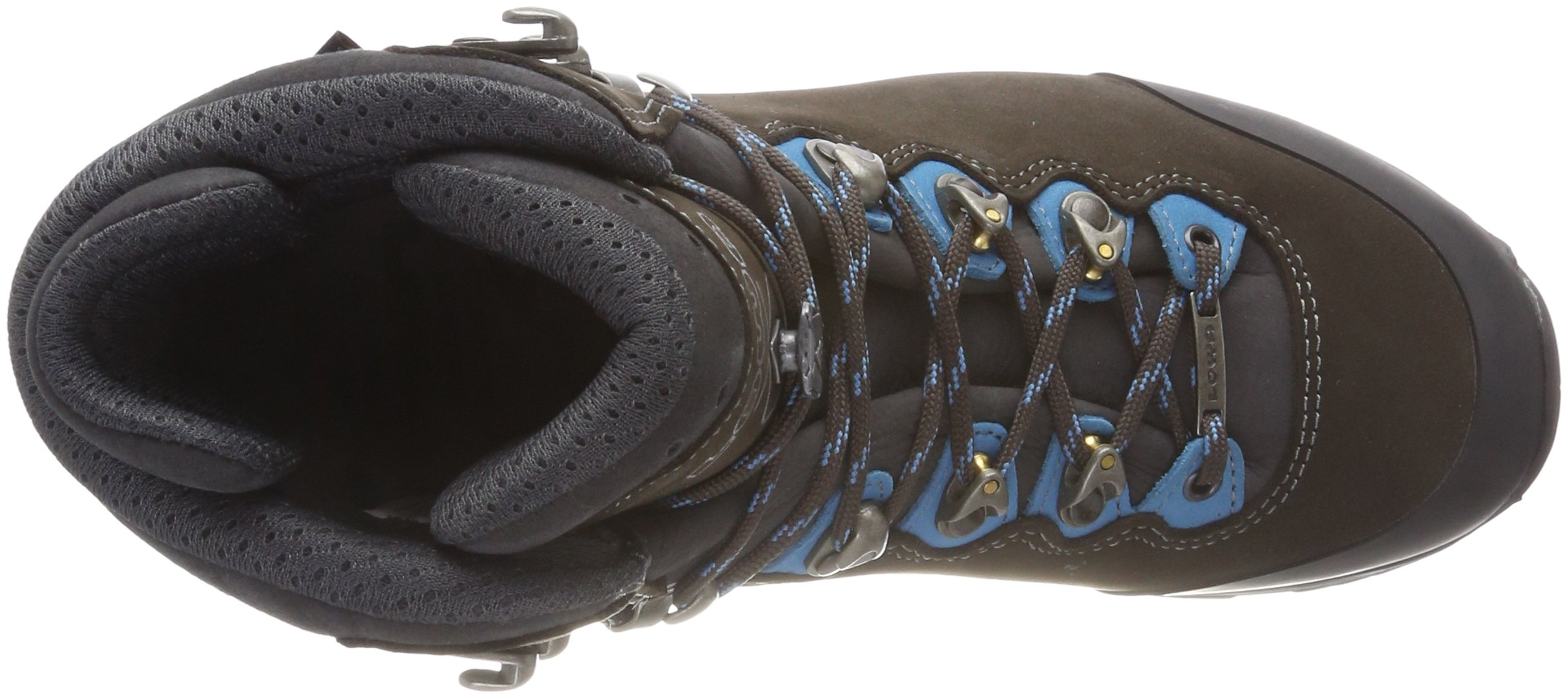 81CRAvDVFkL - Lowa Women's Mauria GTX Ws High Rise Hiking Boots
