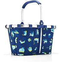 reisenthel carrybag XS kids Einkaufskorb 33,5 x 18 x 19,5 cm / 5 l / abc friends blue