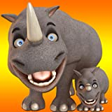 Talking Rhino Hero And Junior (Free)