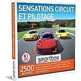 SMARTBOX - coffret cadeau couple - Fête des Pères - Sensations circuit et pilotage - idée cadeau originale - 1 session de pil